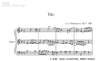 Thumb image for Trio in C Major